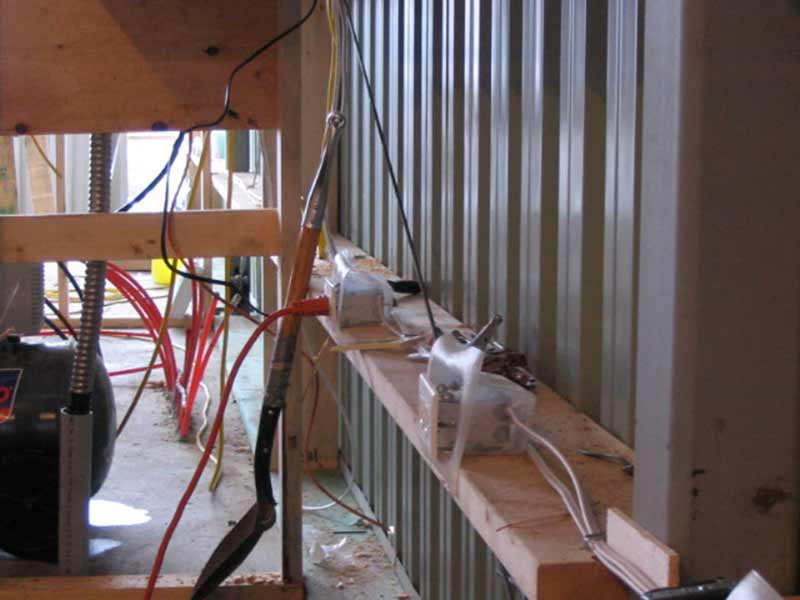 How To Run Electrical Wire In A Metal Building - WIRE Center •